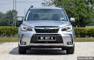 DRIVEN: Subaru Forester 2 0i-P - a worthy alternative?