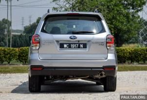 2016 Subaru Forester 2.0i-P ext 4