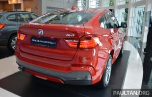 BMW X4 Malaysia-5
