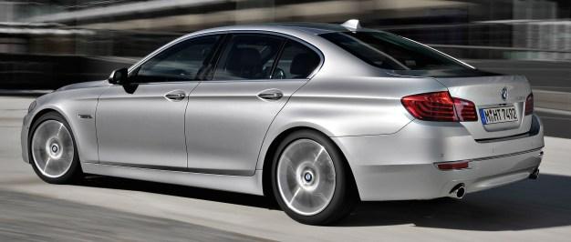 F10 BMW 5 Series sedan-02
