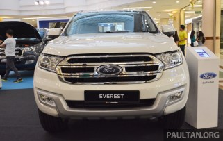 Ford Everest 2.2 Trend preview-22