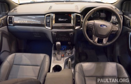 Ford Everest 3.2 Titanium preview-31