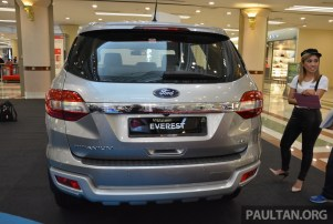 Ford Everest 3.2 Titanium preview-35