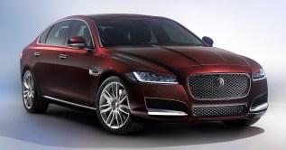 Jaguar XFL Beijing 2016 1