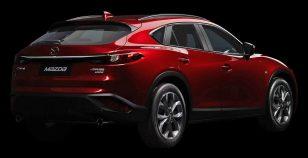 Mazda CX-4 Beijing 2016 3-1