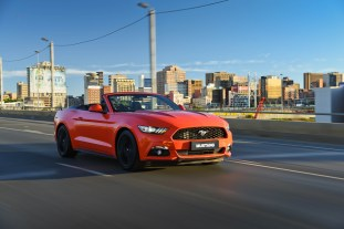 Ford Mustang in South Africa