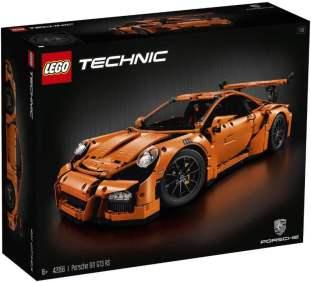 Porsche 911 GT3 RS Lego Technic-02