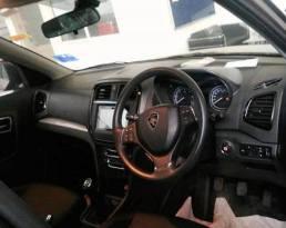 Spyshots Proton Badged Suzuki Vitara Brezza Suv