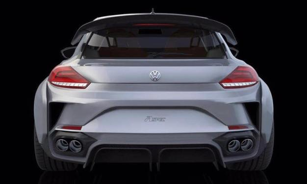 Volkswagen Scirocco R by Aspec-9