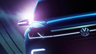Volkswagen 'high-tech' SUV concept Bejing-01