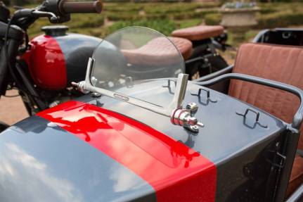 2016 Kevil's Speed Shop Ural Sidecar Custom - 10