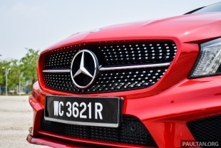 2016 Mercedes-Benz CLA 250 4Matic review 12