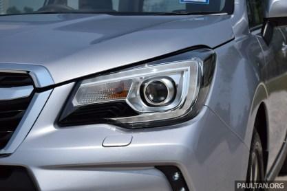 2016 Subaru Forester 2.0i-P ext 6