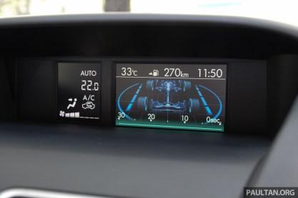 2016 Subaru Forester 2.0i-P int 15