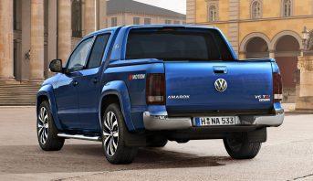 2016 Volkswagen Amarok facelift 1