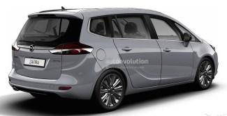 2017 Opel Zafira facelift online configurator-5