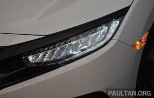 Honda Civic Thai Review 27