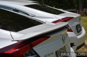 Honda Civic Thai Review 34