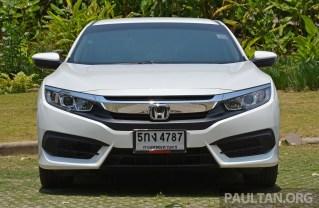 Honda Civic Thai Review 46