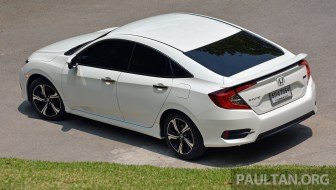 Honda Civic Thai Review 52_BM
