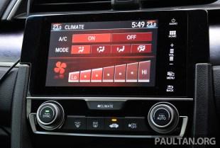 Honda Civic Thai Review 78