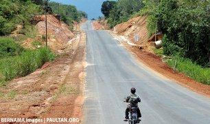 Sarawak roads bernama pix