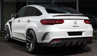 TopCar Mercedes-Benz GLE Coupe Inferno 31
