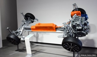 Volvo CMA platform 1