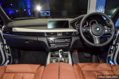 2016 BMW X5 xDrive40e int 1