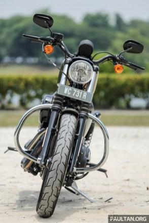 2016 Harley Davidson Iron 883 WM -12