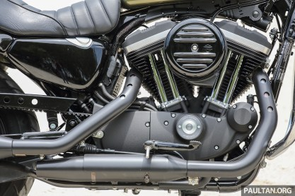 2016 Harley Davidson Iron 883 WM -19