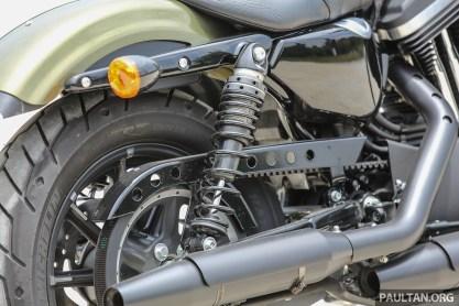 2016 Harley Davidson Iron 883 WM -23