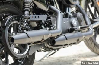 2016 Harley Davidson Iron 883 WM -24