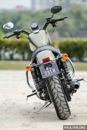 2016 Harley Davidson Iron 883 WM -31