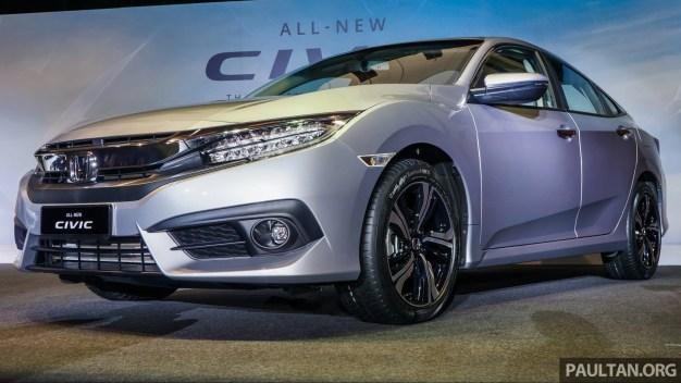 2016 Honda Civic 1.5T Premium 3