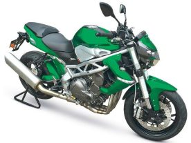 2017 Benelli 750 and 900 replacement model - 2
