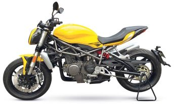 2017 Benelli 750 and 900 replacement model - 3