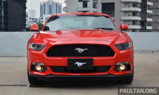 Ford Mustang 2.3 EcoBoost MY-5