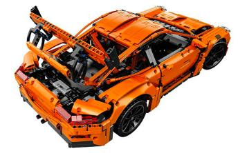 Lego Technic Porsche 911 GT3 RS - 4