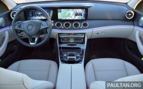 W213 Mercedes-Benz E-Class Lisbon-77