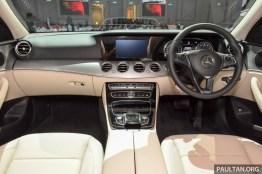 W213 Mercedes-Benz E200 Avantgarde 15