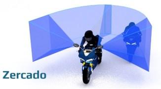 Zercado smart motorcycle mirror - 9