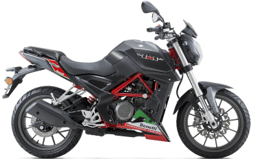 2016 Benelli TnT25 Black Edition4