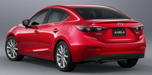 2016 Mazda 3 facelift Axela 21