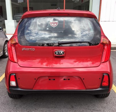 Kia Picanto FL 02