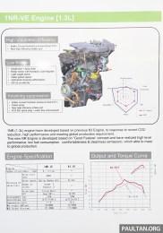 Perodua Bezza engines 17