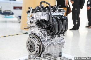 Perodua Bezza engines 9
