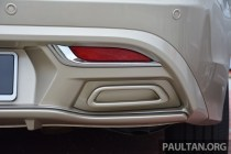 Proton Perdana Test Drive 37