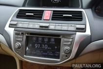 Proton Perdana Test Drive 45