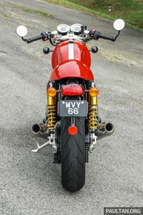 Triumph Thruxton R 47
